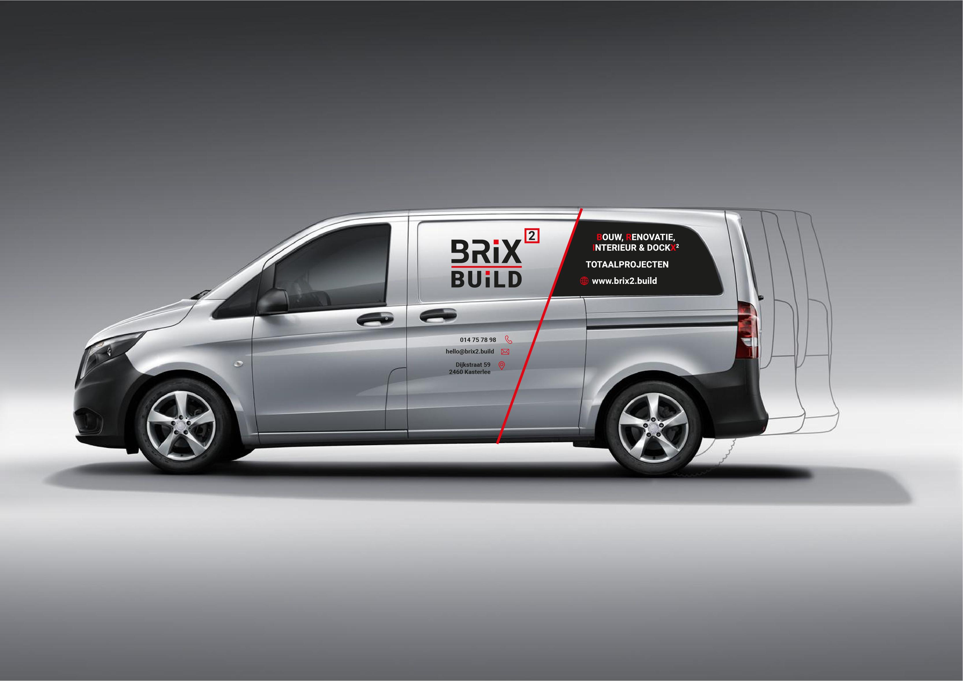 Brix2Build autobestickering