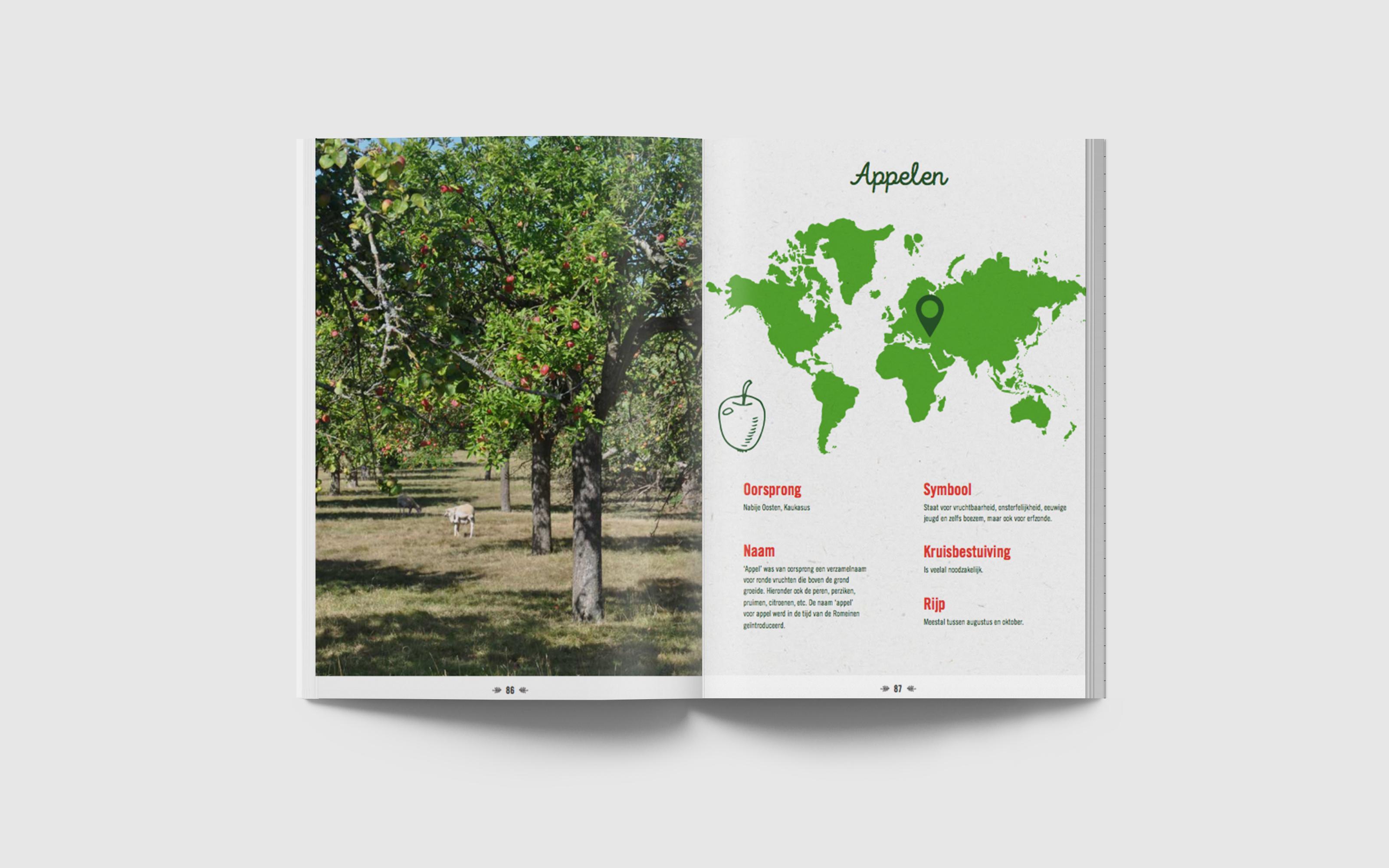 Hoebenschot plant en tuin boek ontwerp